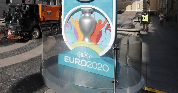 По време на заседанието за Евро 2020, което е отложено