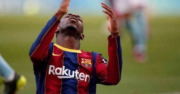 Барселона смята да даде нов договор на един от най-чупливите