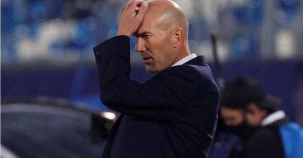 Треньорът на Реал Мадрид Зинедин Зидан коментира равенството 1:1 срещу