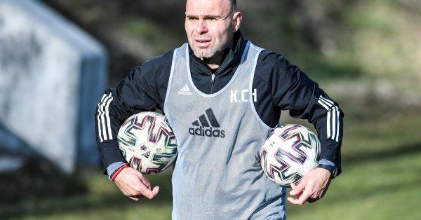 Бившият национал Красимир Чомаков говори за раздялата си с ЦСКА.