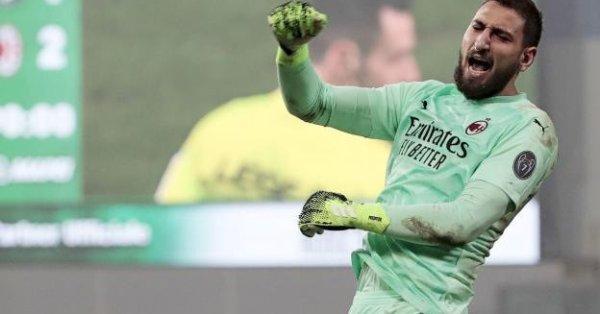 Шампионът на Италия Ювентус има интерес към стража на Милан