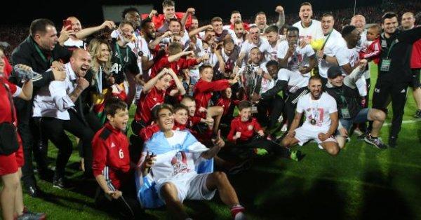 ЦСКА ще играе срещу победителя от двойката Струга(Македония) - Лиепая(Латвия)