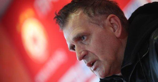 Доскорошният наставник на ЦСКА Бруно Акрапович е прибрал 3 заплати