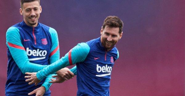 Голямата звезда на Барселона Лео Меси е все по-близо до
