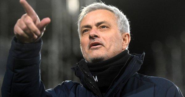 Бъдещият треньор на Рома Жозе Моуриньо заяви, че иска да