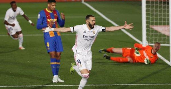 Нападателят на Реал Мадрид Карим Бензема е близо до продължаване