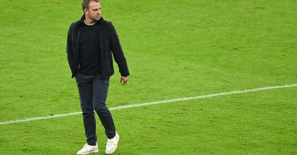 Треньорът в оставка на Байерн Мюнхен Ханзи Флик направи коментар
