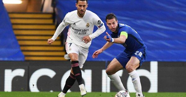 Белгийската звезда на Реал Мадрид Еден Азар заяви, че няма