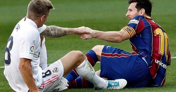 Реал Мадрид - Барселона, мач от 30-тия кръг от Ла