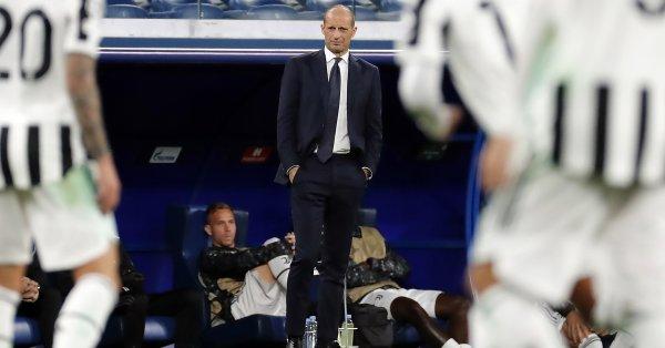 Треньорът на Ювентус Макс Алегри заяви, че мачът с Рома
