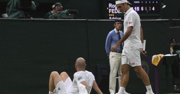 """Носителят на 20 титли от """"Големия шлем"""" Роджър Федерер посочи"""