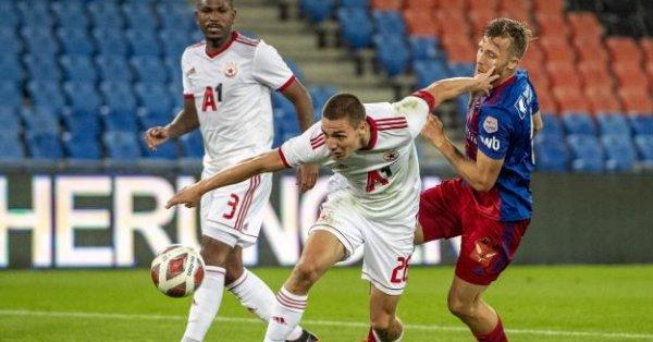 Треньорът Синиша Михайлович потвърди, че снажният футболист ще дебютира в