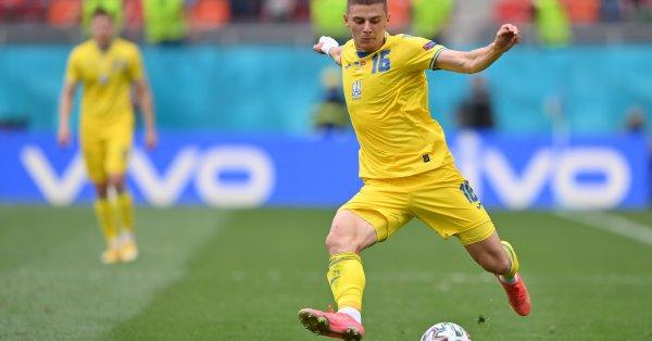 Украйна и Австрия излизат един срещу друг в директен мач