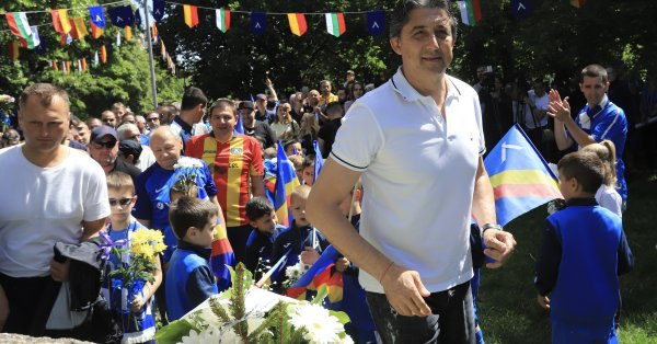 Бившият спортен директор и шеф на школата на Левски -