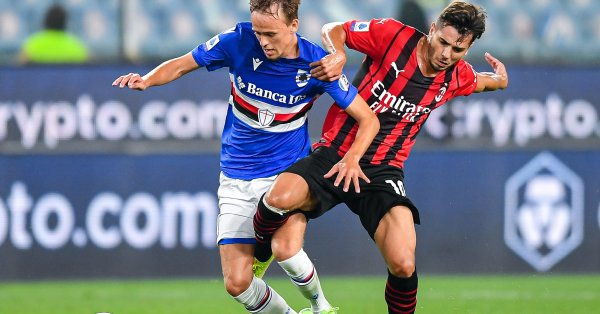 Вицешампионът Милан започна с победа новия сезон в Серия А.