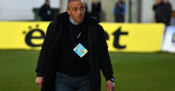 Треньорът на Черно море Илиан Илиев заяви, че равенството с