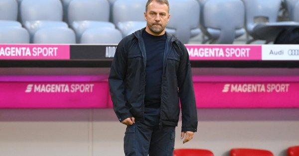 Треньорът на Байерн Мюнхен Ханзи Флик намекна, че наистина може