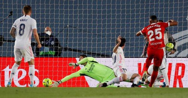 Реал Мадрид и Севиля не успяха да се победят в