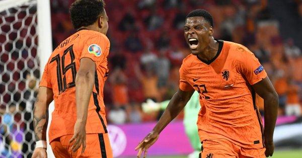 Нидерландия се класира за 1/8-финалите на Евро 2020, след като