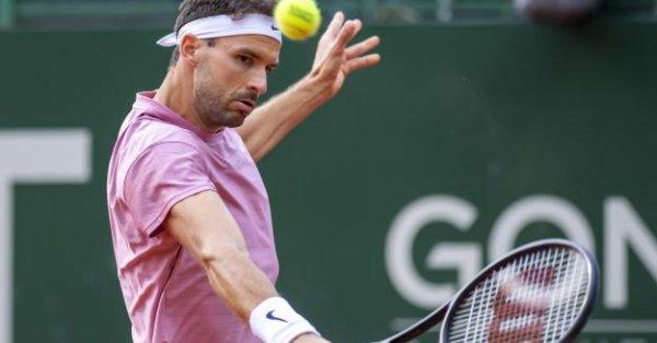Най-добрият ни тенисист Григор Димитров вече е в Лондон, където