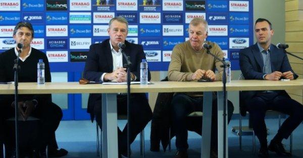 Новият изпълнителен директор на Левски Ивайло Ивков заяви пред БНТ,