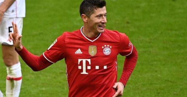 Най-добрият футболист на планетата Робърт Левандовски ще се завърне в
