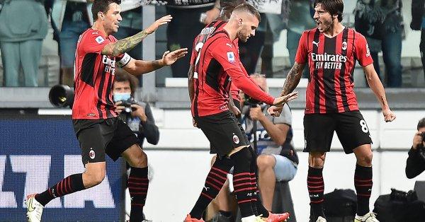 Милан - Венеция, среща от петия кръг на италианската Серия