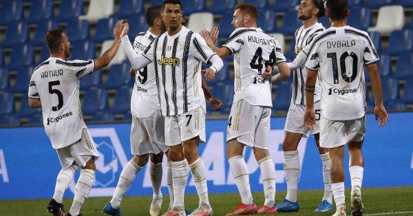 Ювентус запази шансове да участва в Шампионска лига през новия