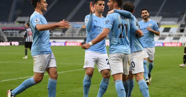Манчестър Сити и Нюкасъл сътвориха истинско зрелище със 7 гола