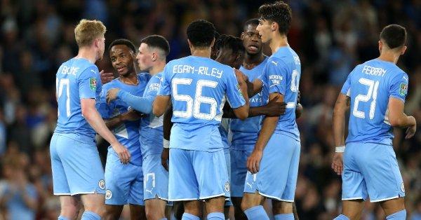 Манчестър Сити започна с категорично победа защитата на трофея от
