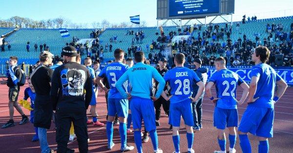 Защитникът Костадин Илиев напуска Левски след края на сезона, информира