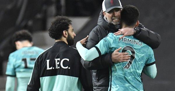 Юрген Клоп очаквато сияеше, след като Ливърпул срази Манчестър Юнайтед