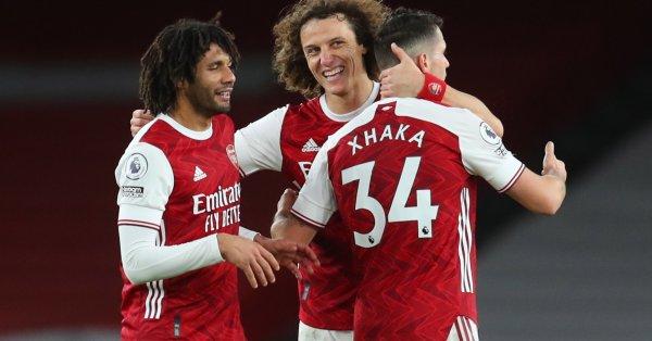 Формата на Арсенал: Общо 4 победи, 3 равенства и 3
