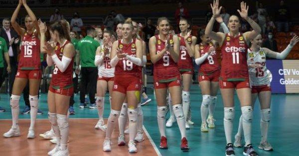 Момичетата от националния отбор по волейбол направиха изненадващ подарък на
