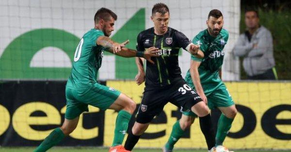 Марица (Пловдив) обяви завръщането на Валери Домовчийски в клуба. Нападателят