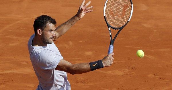 Най-добрият български тенисист в историята Григор Димитров стартира участието си