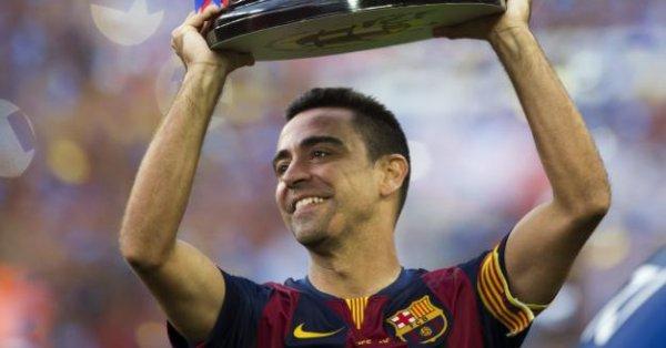 Легендата на Барселона Шави е дал съгласие да поеме отбора