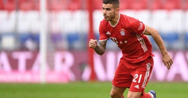 Защитникът на Байерн Мюнхен Люка Ернандес разполага с време до