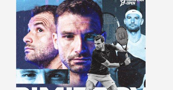 Григор Димитров ще участва отново на тенис турнира в зала
