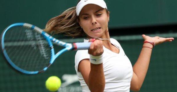 Виктория Томова отпадна миналата седмица на старта в Нотингам, но