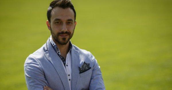 Футболният мениджър Георги Захариев обяви, че ще се кандидатира за