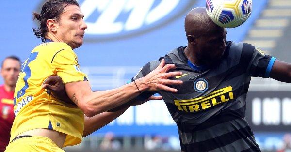 Кротоне приема Интер в мач от 34-ия кръг на Серия