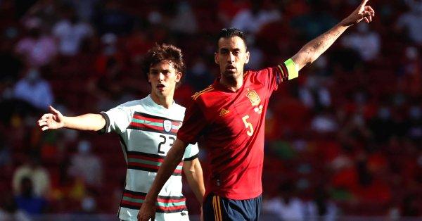 Испанският национален отбор по футбол е на тръни, след като