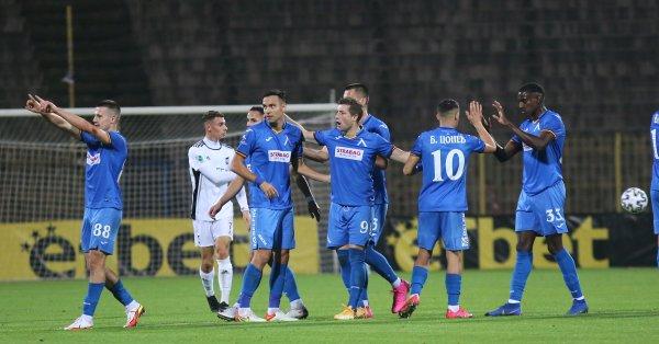 Левски на Станимир Стоилов записа втора шампионатна победа, след като
