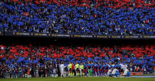 Хаосът в грохналия испански гигант Барселона вече е на всякакво