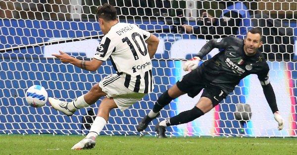 Скандал съпътства голямото дерби на Италия Интер– Ювентус. , а