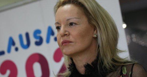 Председателят на БОК Стефка Костадинова изпрати поздравителен адрес до националките