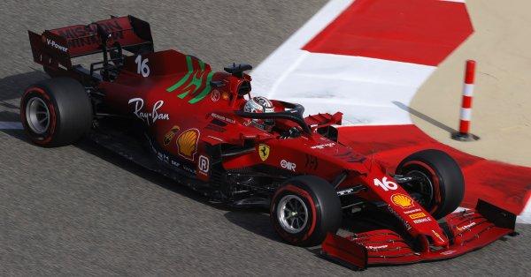 Ферари ще се цели в третото място в при конструкторите,