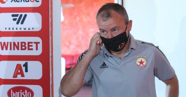 По този начин той си остави вратата на ЦСКА отворена