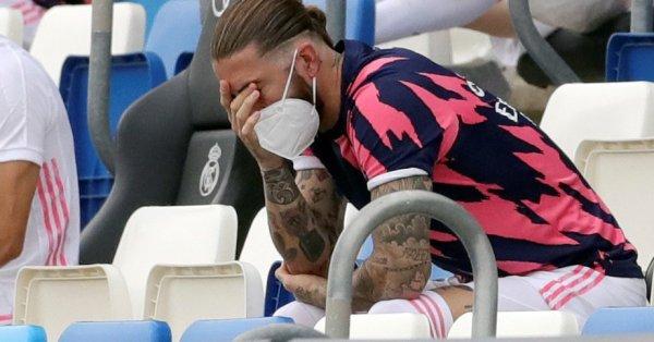 Серхио Рамос ще се превърне в поредната легенда на Реал